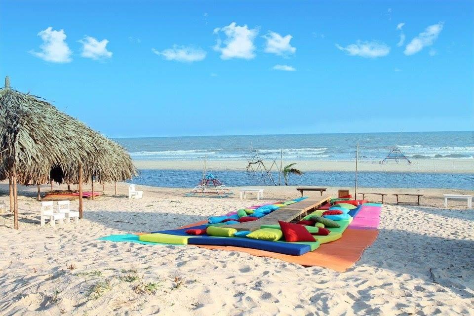 bãi biển sơn mỹ