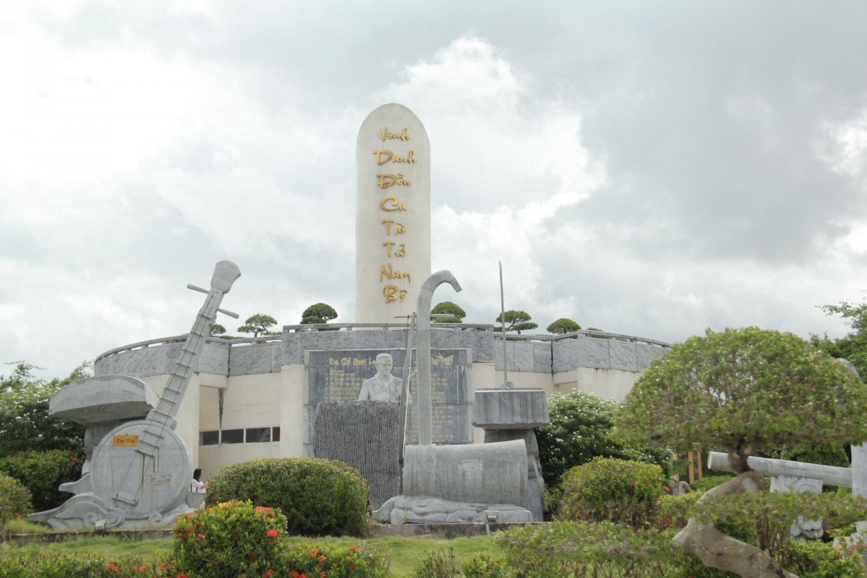 Khu Lưu niệm nhạc sĩ Cao Văn Lầu